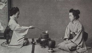 the history of the japanese tea ceremony chado The first documented evidence of tea in japan dates to the 9th  tea ceremony have evolved through the long history of chadō and are.