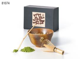 Matcha Akemi Service /à th/é japonais 3 pi/èces