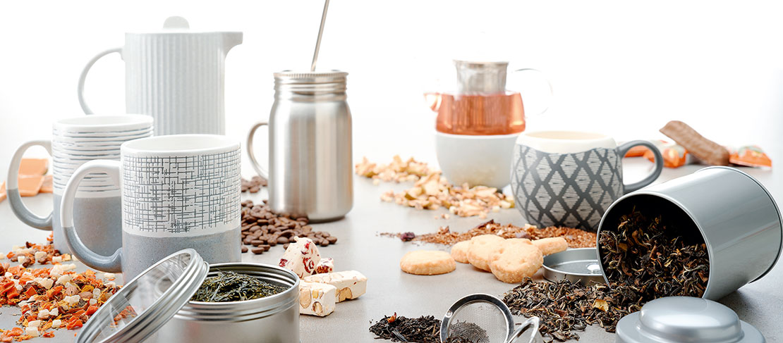 Tea wholesale and coffee wholesale from Hamburg - D&B for
